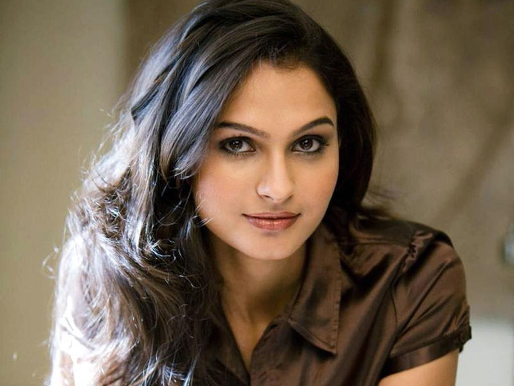 Shanvi Cute Hd Wallpapers Andrea Jeremiah Sizzling Hot Images Latest Wallpapers