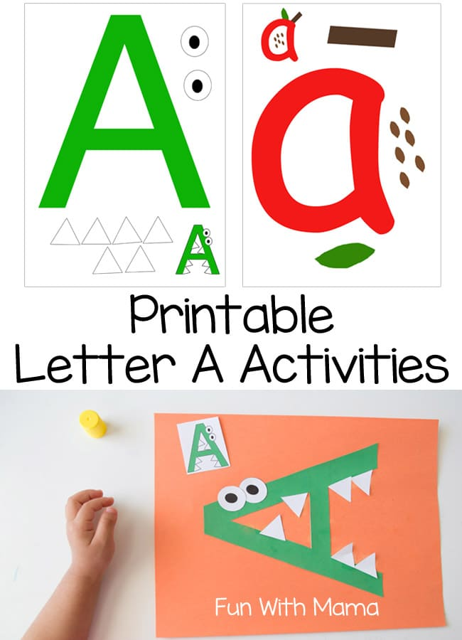 Alphabet dating ideas letter a