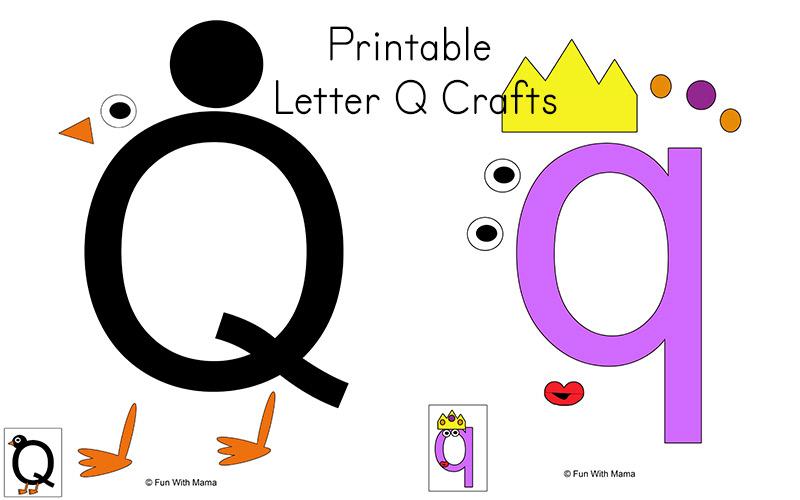 Ltter Q  Letter Q Preschool Printable Pack \u2013 weddingsatwhisperingoaks