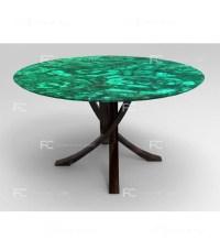 Malachite Coffee Table