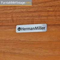 Authentic iconic mid century modern Herman Miller Eames chair