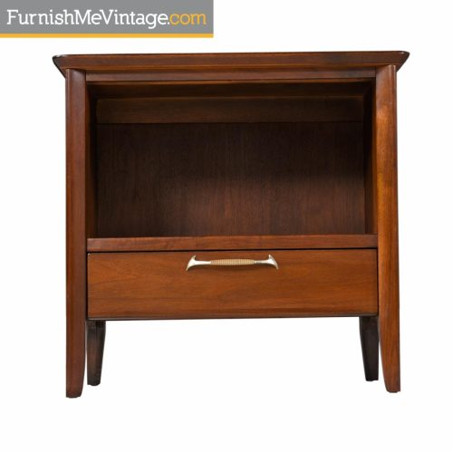 Medium Of Mid Century Modern End Tables
