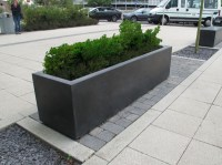 Blyth Robust Large Outdoor Concrete Planters Range