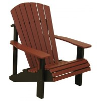 Poly Deluxe Adirondack Chair