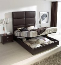 660 Dream Bedroom in Brown by ESF w/Optional Casegoods