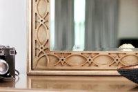 Celine 5Pc Bedroom Set CM7432 in Brushed Gold Color w/Options