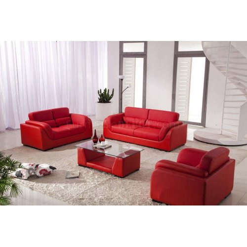Medium Crop Of Red Living Room