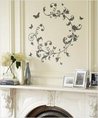 Wall Painting,Room Wall Art Paintings,Wallpainting Decal ...