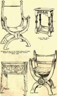 Early English Renaissance Tudor - Period Styles in Furniture