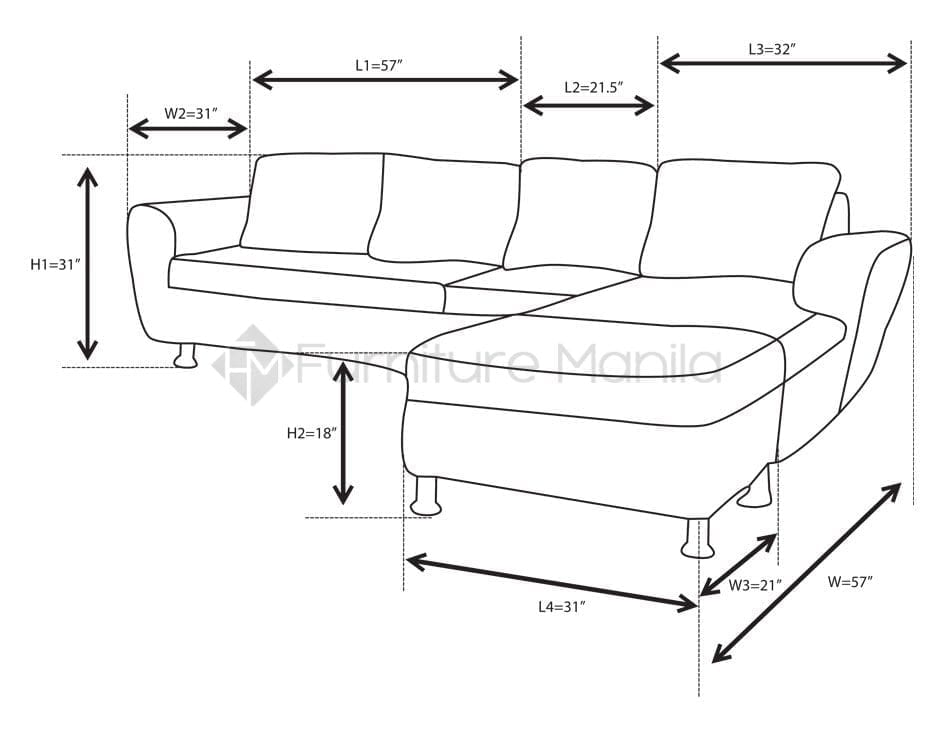 Deep Set Couch Seat Couches Home