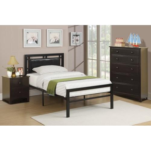 Medium Crop Of Twin Metal Bed Frame