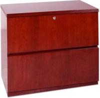 Mayline LF23620 Wood Lateral File Cabinet