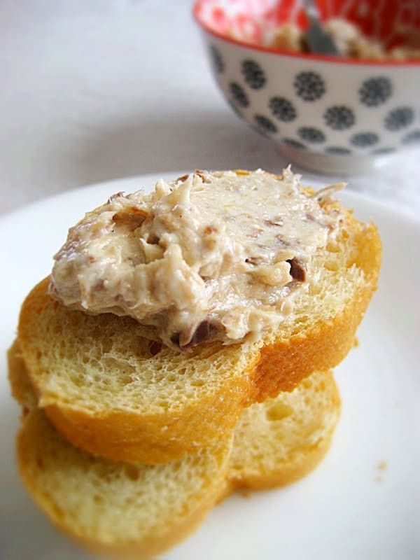 Minute French Sardine Pate Recipe