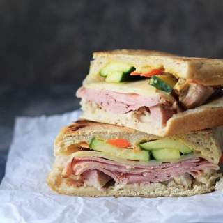 Easy and yummy Cuban Sandwich, Dinner in a snap!