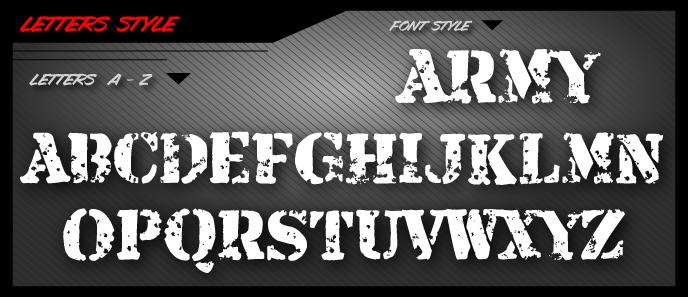 Font Styles - Fusion Graphix LLC
