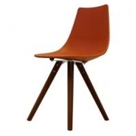 Orange Iconic Dining Chairs
