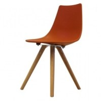 Light wood Iconic Dining Chairs