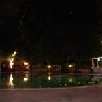 Taj Deccanの夜