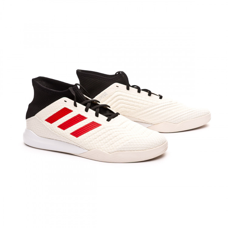 Trainers adidas Predator 193 TR PP Off White-Red-Core Black