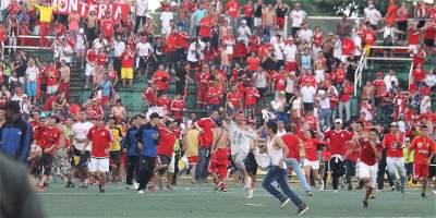 América empató 1-1 con Llaneros en el Torneo Águila - Torneo Águila | Futbolred.com