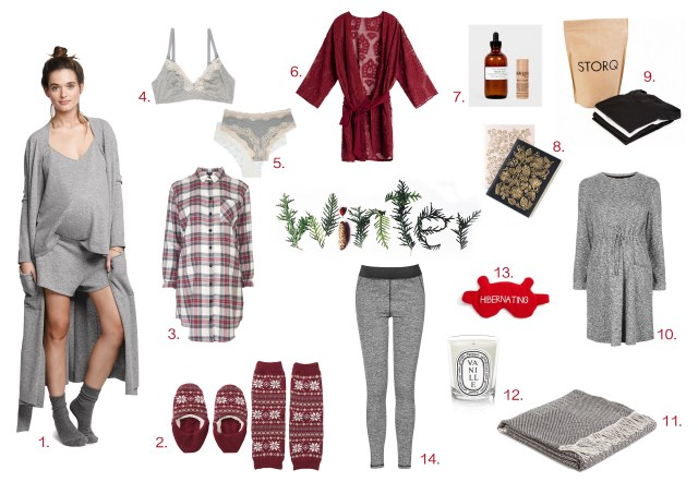 winter_maternity_at_home
