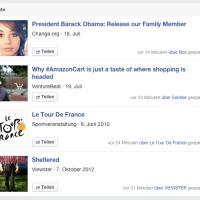 Facebook Bookmarks: Beiträge speichern und später konsumieren