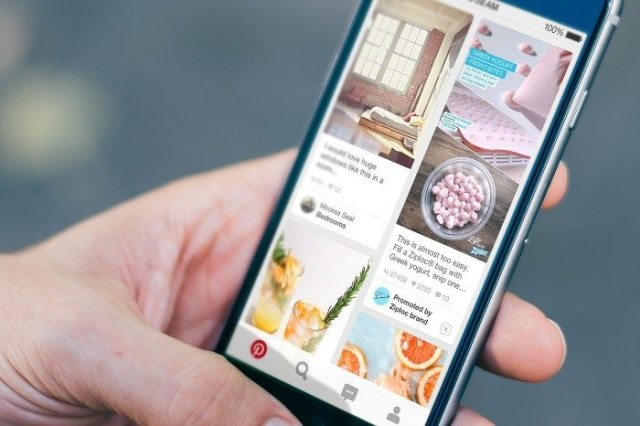 Pinterest Cinematic Pins -Video Anzeigen