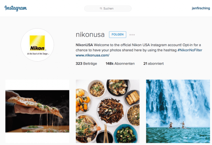 Umgang mit User Generated Content auf Instagram - Hashtags sind kein Opt-In