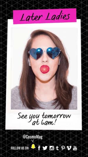 Snapchat Hype-Zyklus - Cosmopolitan Snapchat Discover I
