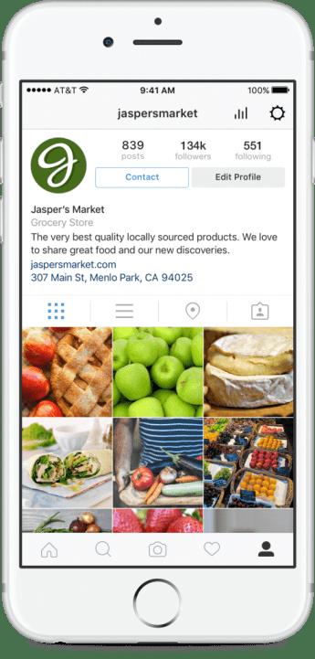 Instagram Unternehmensprofile erstellen I