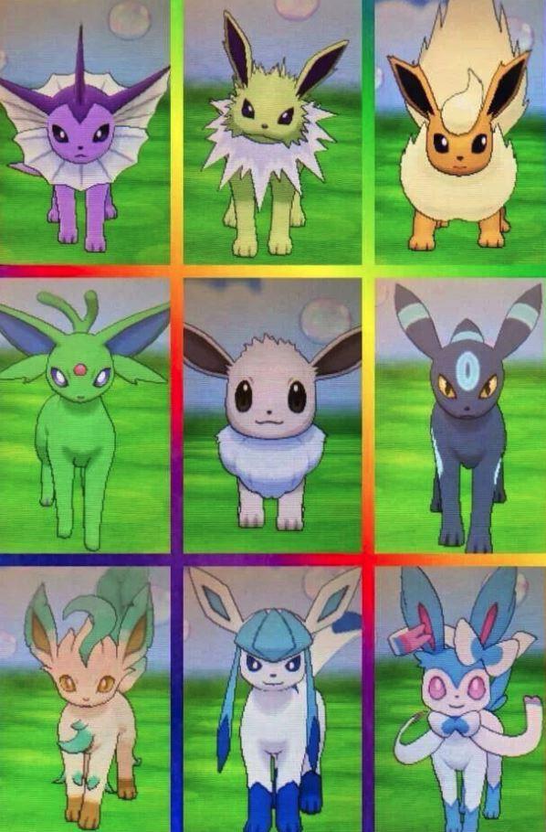 Pokemon Go Eevee Community Day 100 IV Chart