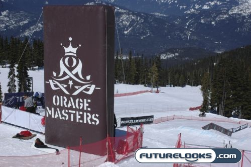 Orage Masters at the 2008 Telus World Ski and Snowboard Festival