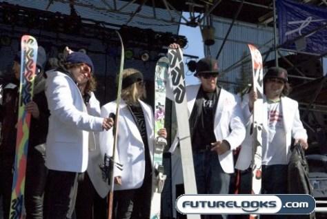 Orage Masters at the 2008 Telus World Ski and Snowboard Festival
