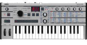 microKORG Platino, atractiva variedad del mítico sintetizador por su 15 aniversario