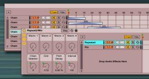 Piensa en paralelo: Effect Racks de actuación/ manipulación en Ableton Live | Computer Music