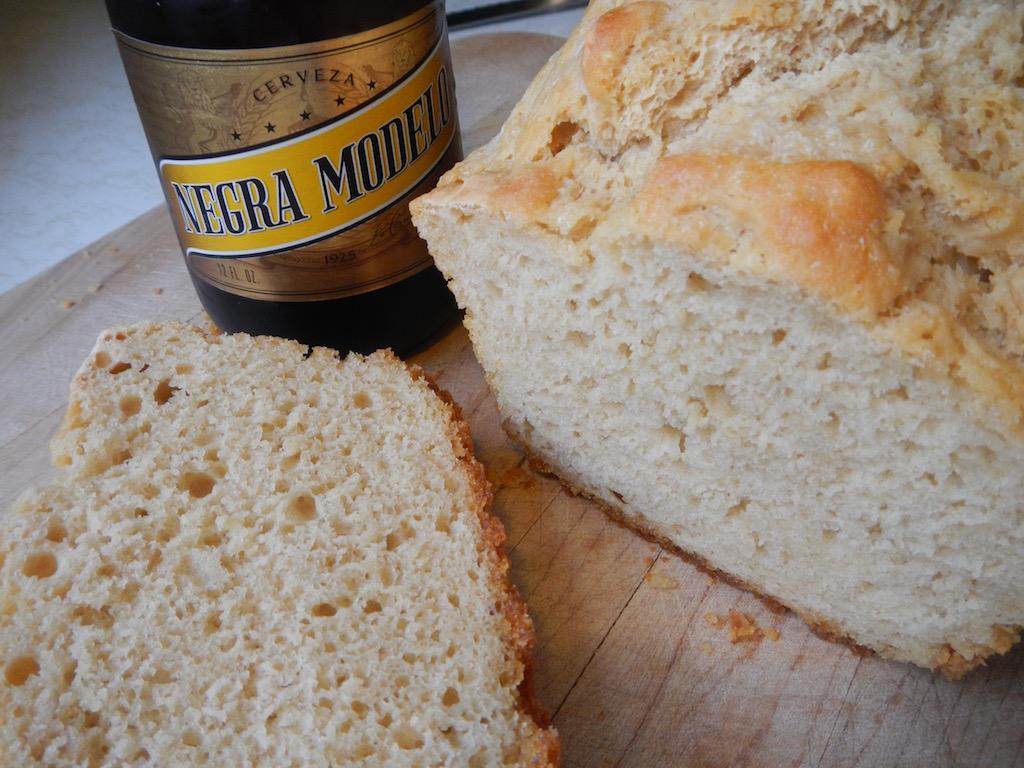 how to serve beer bread