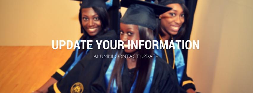 Alumni-Contact-Update