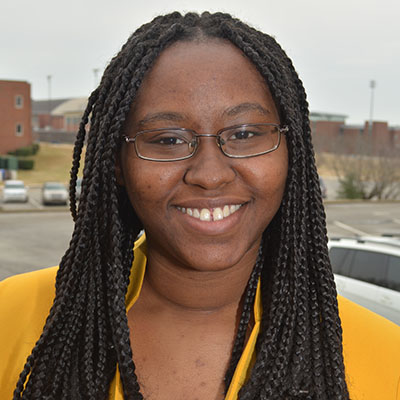 FVSU Class of 2016 Student Highlight: Marissa Murchison
