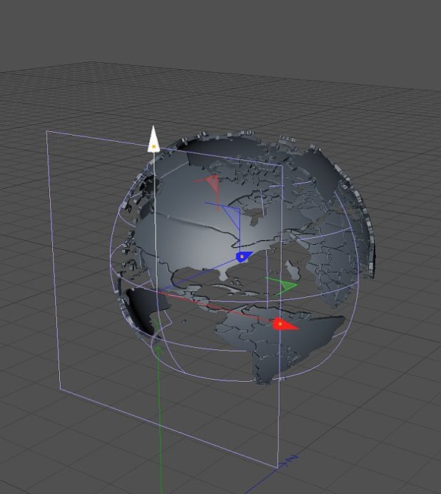 ... Globe/3d world in Cinema 4D? - Fxfx.net ::: Digital Art Tips & Tricks