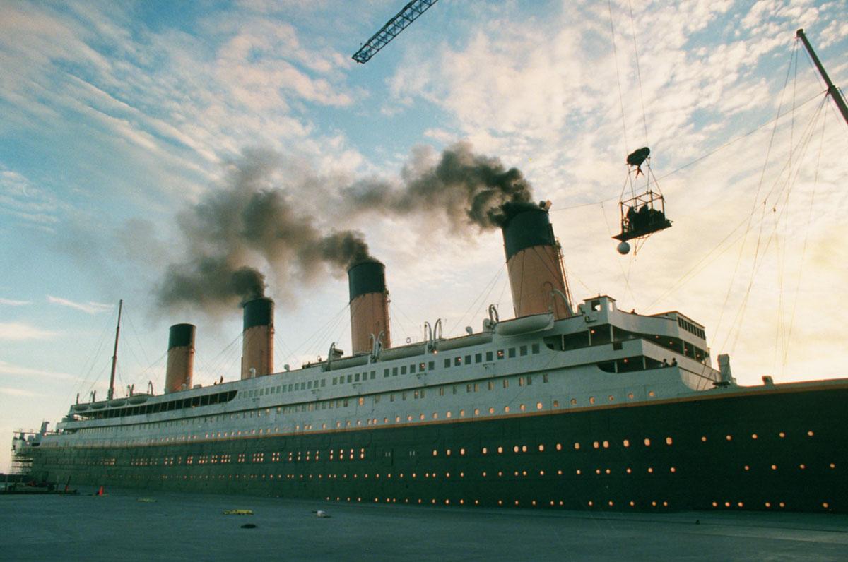 Titanic Stories Fxguide