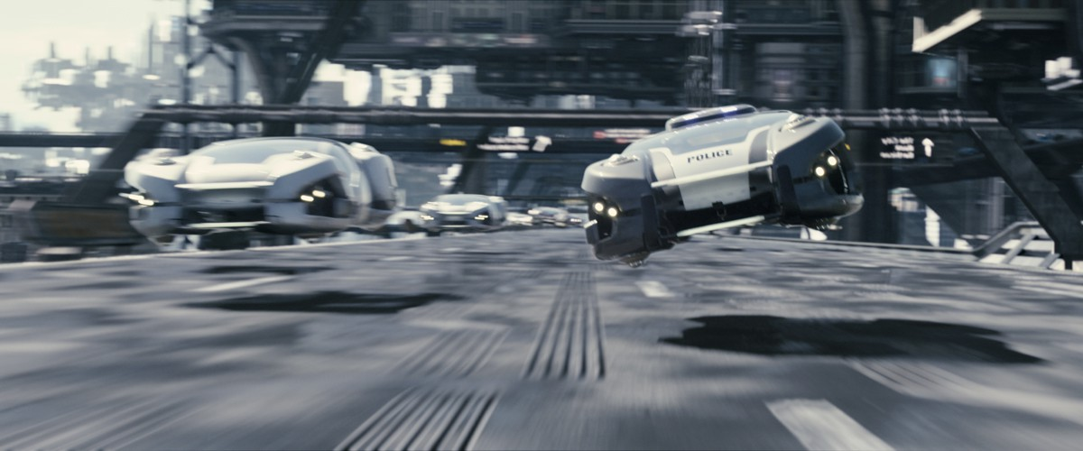Cop Car Wallpaper Keeping It Real Total Recall Fxguide