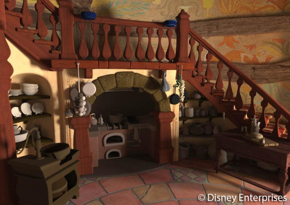 3d Server Wallpaper Disney S New Production Renderer Hyperion Yes Disney