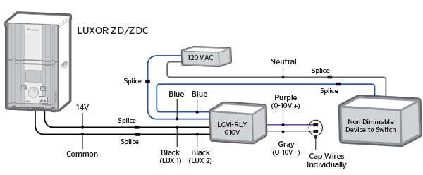 a c relay wiring diagram
