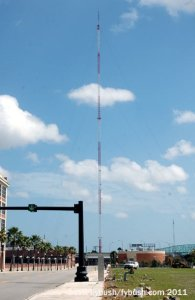 The Renda FM tower
