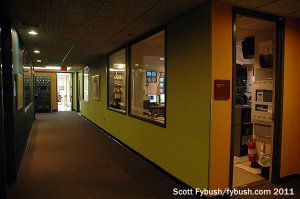 WKMG's main hallway