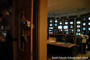 Old control room...
