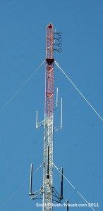 The WYKS antenna