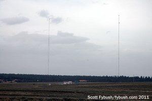 KTNN's towers