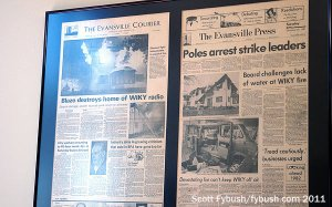 Remembering the 1981 fire