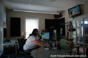 WIKY's studio